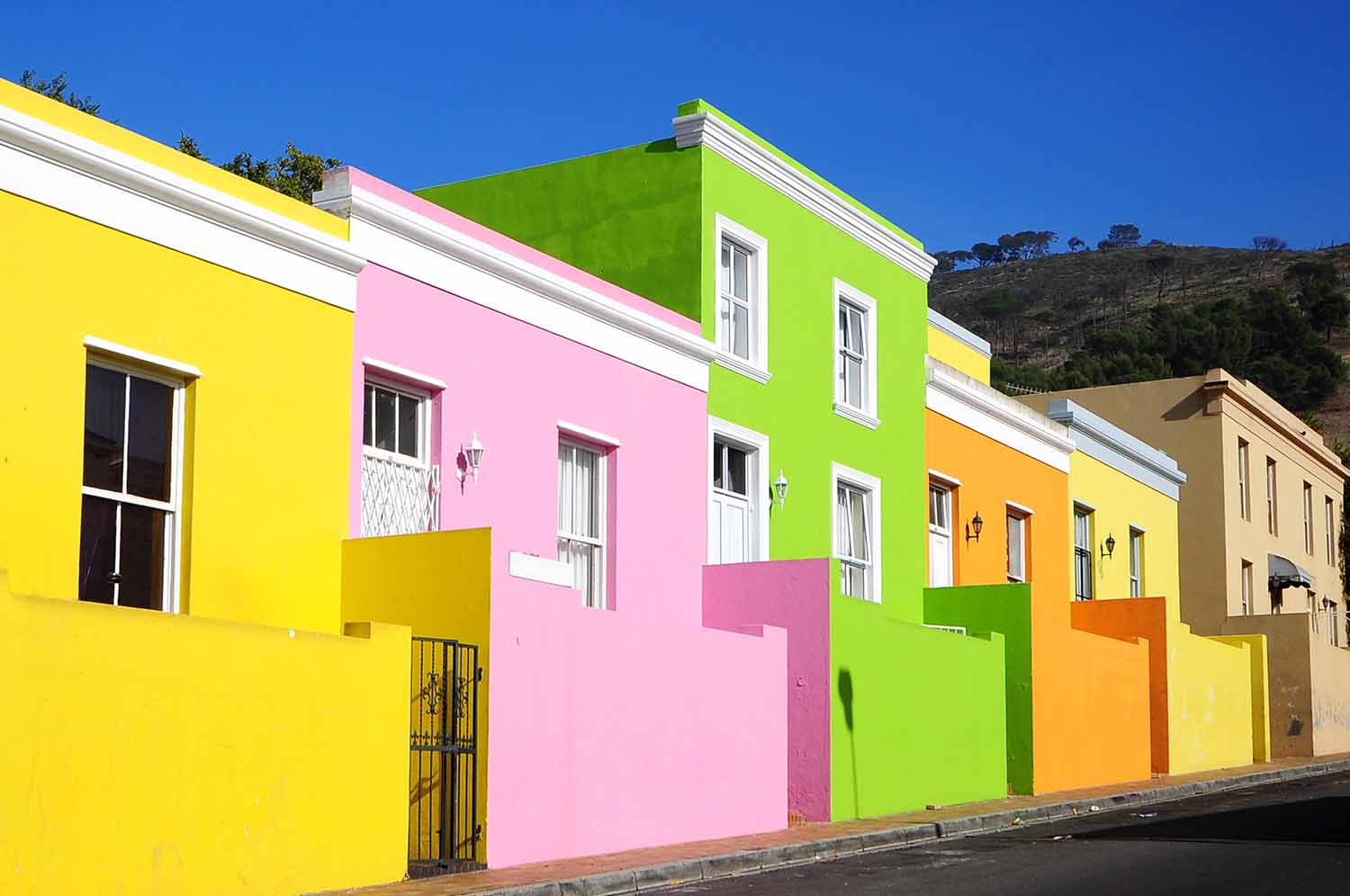 South Africa Cape Town Bo Kaap