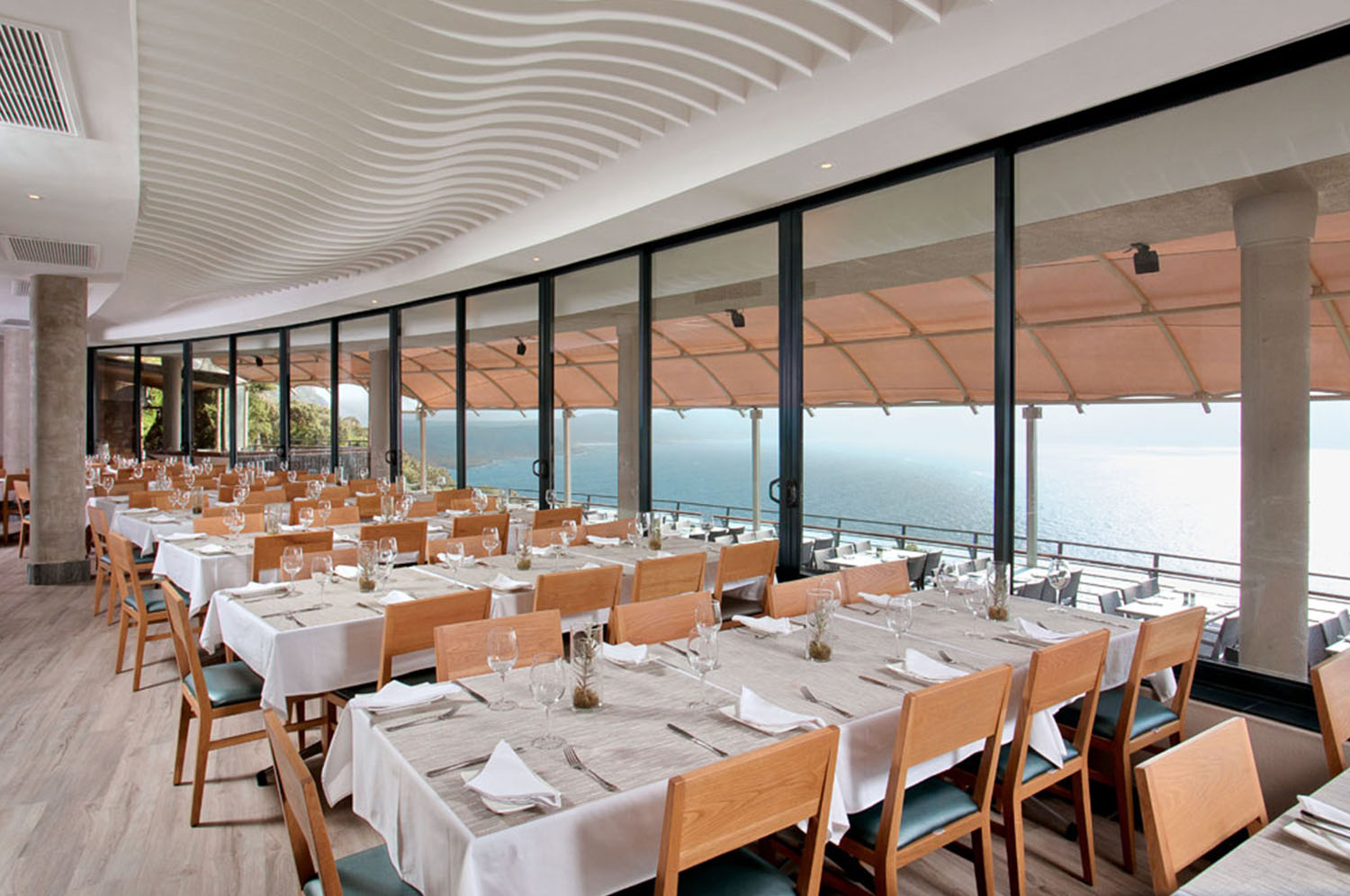 Two Oceans Restaurant, Cape Town, South Africa
